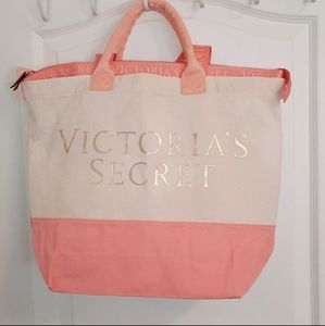 VICTORIA'S SECRET 2 in 1 tote
